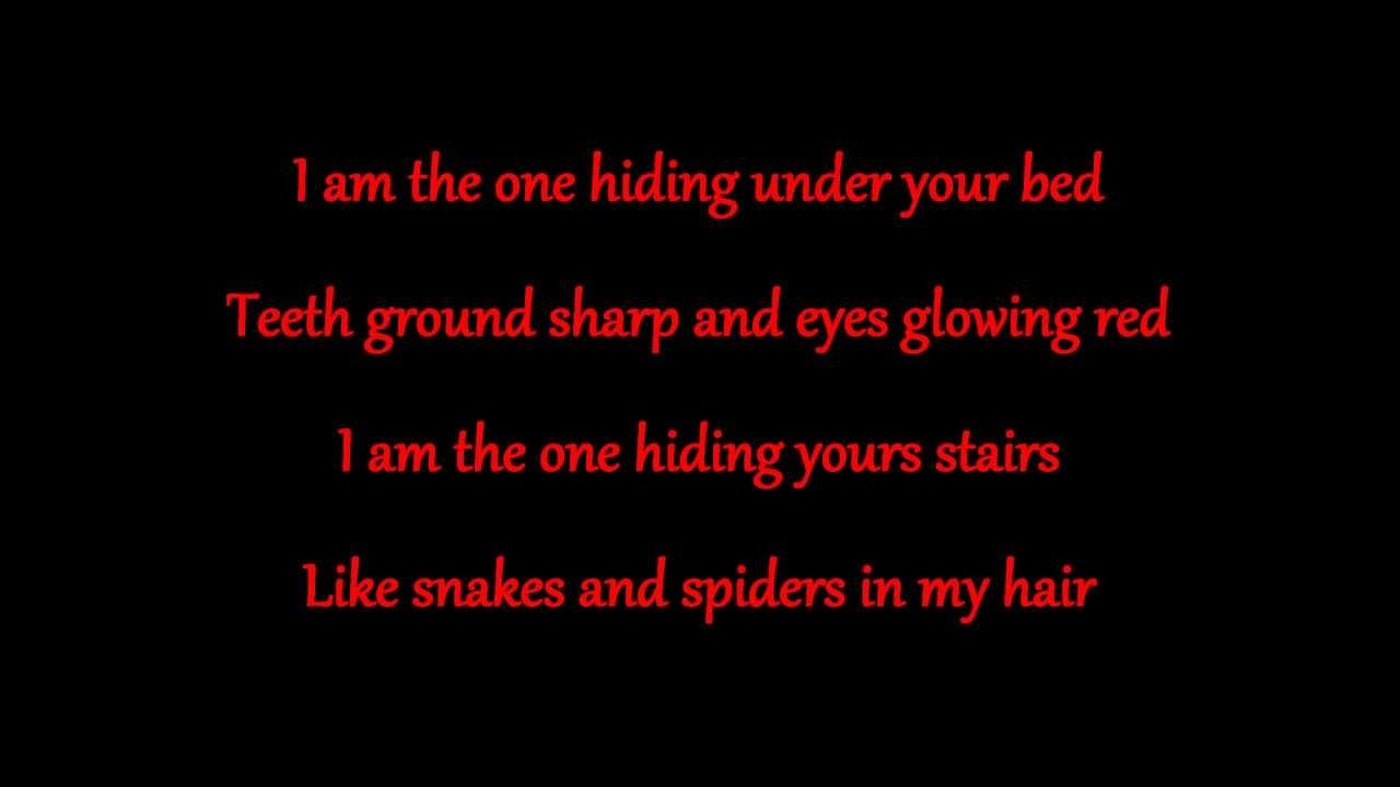 all about marilyn manson this is halloween lyrics azlyricscom