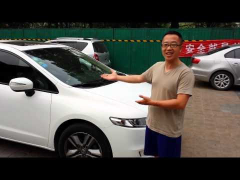 Driver for hire John Yellow Car in Beijing, May 31st 2014