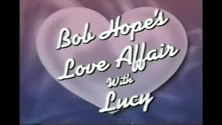 Bob Hope Special with Lucille Ball