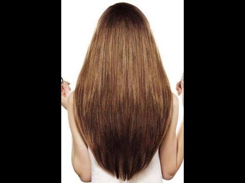 How To Cut Deep U Shape Hair Cutting Deep U Shape Cutting Kaise