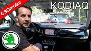 Skoda Kodiaq - 2017   Prueba en carretera + OffRoad