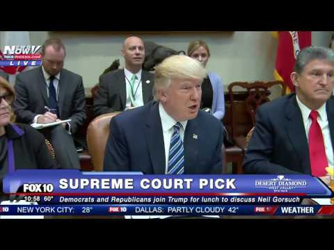 MUST WATCH: President Trump SLAMS Senator Blumenthal