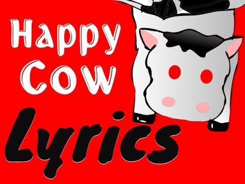 Happy Cow Song Lyrics
