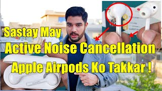 Huawei Freebuds Lite Unboxing & Review Active Noise Cancellation Perfect TWS Earbuds For Calls 2020