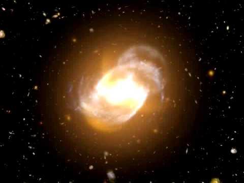 NASA Describes Active Galaxies