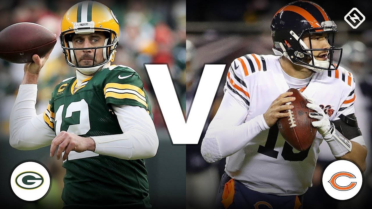 What channel is Packers vs. Bears on today? Time, TV schedule for ...