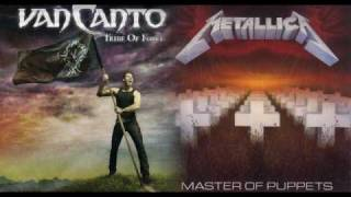 Master of Puppets - Van Canto vs Metallica