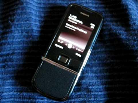 Nokia 8800 Sapphire Arte Black Bug