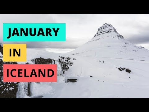 January in Iceland | ULTIMATE travel guide
