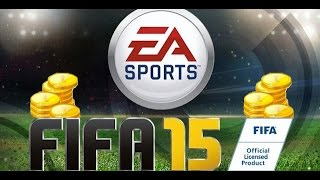 How to get FIFA15-17 coins for ios/phones FAST(25,000 coins in 5 minutes)