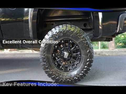 2011 GMC Sierra 2500 Denali 4X4 2 OWNERS 6.6L DURAMAX LIFTED 18S XD 35S for sale in Milwaukie, OR