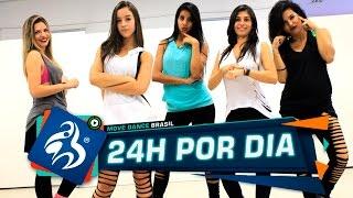 24 Horas Por Dia - Ludmilla - Move Dance Brasil - Coreografia