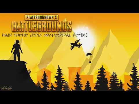 I Made An Orchestral Cover Of Pubgs Main Theme Feel Free To Use It Pubattlegrounds