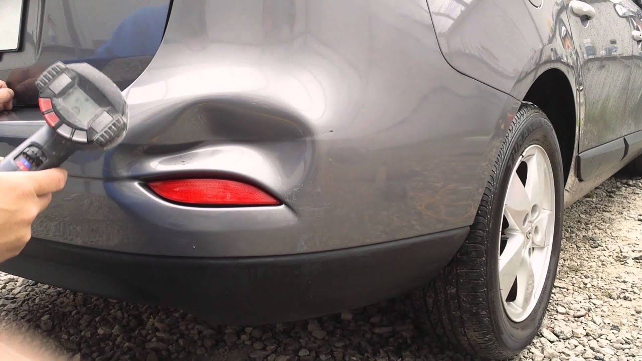 Remove Spray Paint From Car Plastic