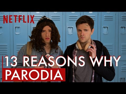 PARODIA 13 REASONS WHY - No Spoiler - iPantellas