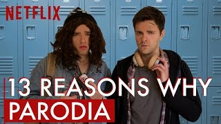PARODIA 13 REASONS WHY - No Spoiler - iPantellas