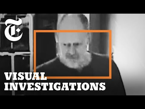 How the Las Vegas Gunman Planned a Massacre, in 7 Days of Video   NYT - Visual Investigations
