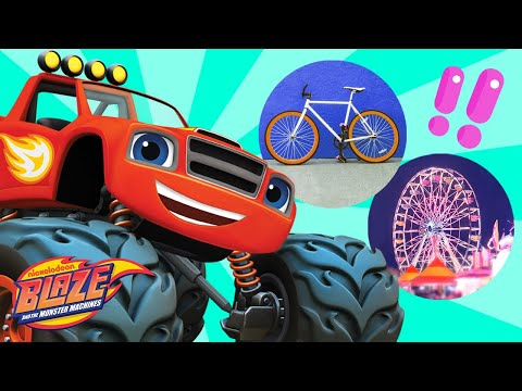 New Channel! Science Sing Along w/ Blaze and the Monster Machines!  | Nick Jr.