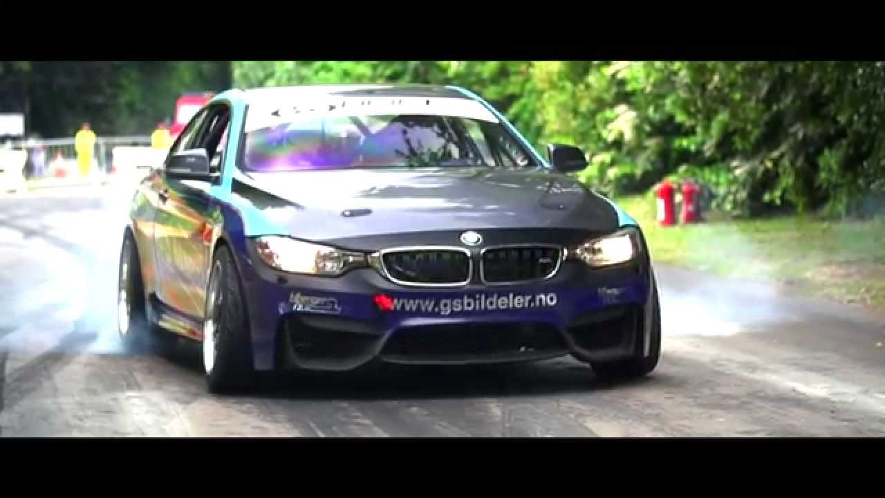 World S First Bmw Drift Car Youtube