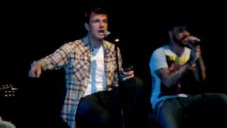 BackStreet Boys - This is Us - Acoustic LIVE - Napa Valely, CA
