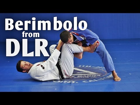 Lapel Secured DLR (De La Riva) To Berimbolo Jiu-Jitsu With Flavio Almeida