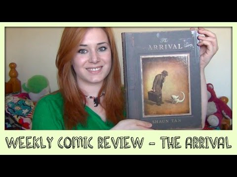 Graphic Novel Review - The Arrival