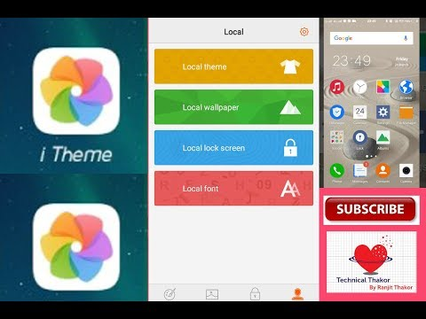 Vivo Y-53 I theme update New fonts 8+ Vivo Y-53 Fonts update