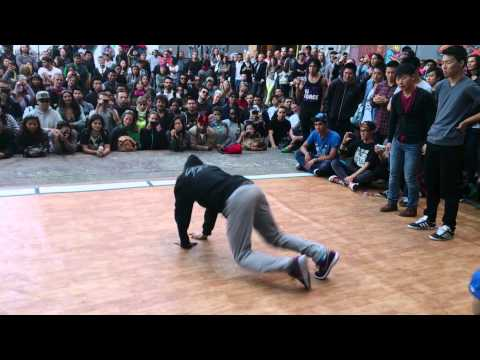 bboy Thesis (Knuckle Heads Cali)bboy Thesis vsbboy Thesis 2014