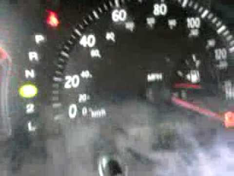 2002 Toyota Camry Speedometer Problem , Suggestions? - YouTube