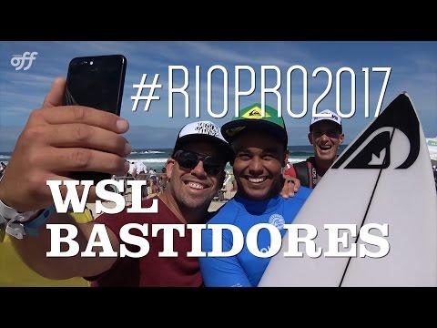 Peter King | Bastidores da Etapa Rio Pro 2017 | WSL Saquarema