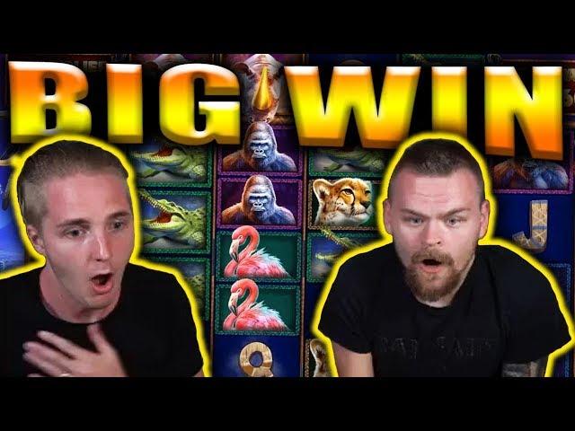 BIG WIN on GREAT RHINO MEGAWAYS - Casino Big Wins