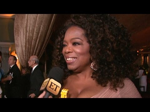 Oprah Opens Up About 'Selma' Family and Post-Oscars Pizza!