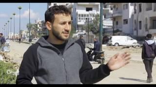 كاميرا أورينت تستطلع أراء أهالي حي الوعر المحاصر في ذكرى انطلاق الثورة