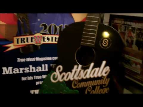 AMEHOF Inductees Display Cases @ The Arizona Music & Entertainment Hall Of Fame - 7-5-2016