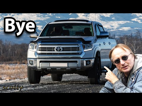 Toyota Just Threw Away the Tundra and Made an All New Truck