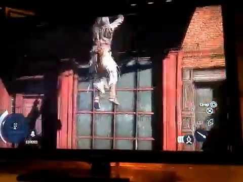 Assassin's Creed III - Pivot Epsilon Glitch in Boston