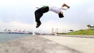 韓順全(螞蟻)跑酷特輯 - Big Jump style (Parkour and Free Running)