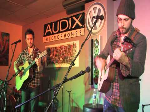 Greg Laswell -Take Everything -Live at Kink.FM music