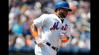 Mets manager Mickey Callaway talks meeting with Yoenis Cespedes 2017 Video