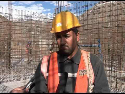 Badakhshan TV: UCA Khorog construction progressing