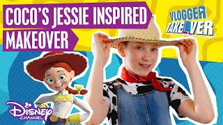Coco's World | Jessie Toy Story Makeover 🤠 | Disney Channel UK