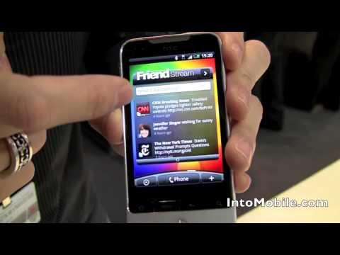 HTC Sense UI update demo