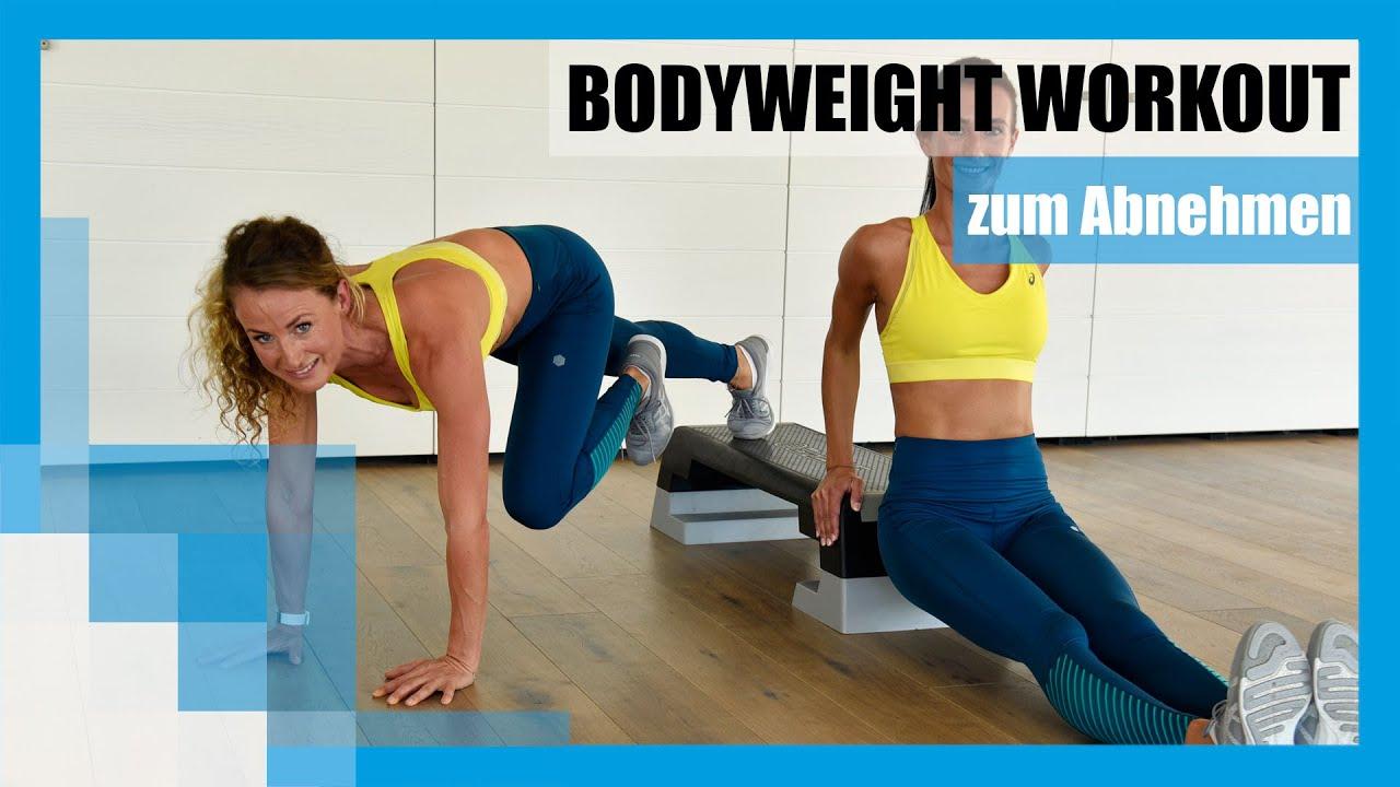 Übungen zum Abnehmen der Taille