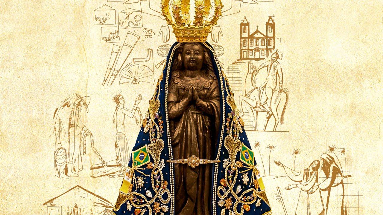 Icatolica Com Nossa Senhora Da Conceição Aparecida: Homilia Diária.36: Nossa Senhora Da Conceição Aparecida