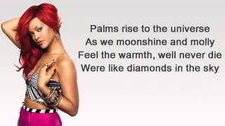 Rihanna - Diamonds Lyrics (Song + Lyrics + MP3 Download)