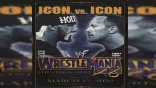 "WWE: Wrestlemania X8 [18] Theme ""Tear Away"" By Drowning Pool Download Official"