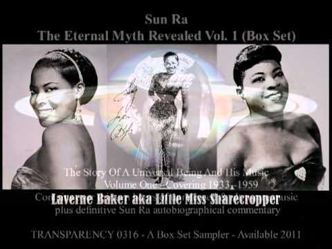 Sun Ra - The Eternal Myth Revealed - CD Box Set - Promo Video Part 1