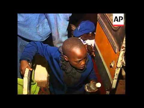 TANZANIA: REFUGEES GRANTED ASYLUM IN THE USA