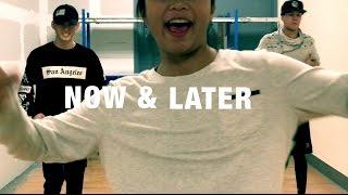 NOW AND LATER | PERLIZBETH FAJARDO CHOREOGRAPHY