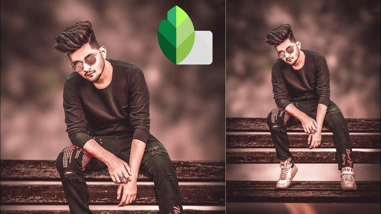 Snapseed Ehoto Editing || Snapseed Background Change photo ...